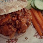 Sloppy Joes, Healthy Sloppy Joes, Ground Turkey Recipes