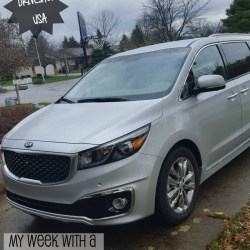 Why I Love Vans {A 2016 Kia Sedona Revie...