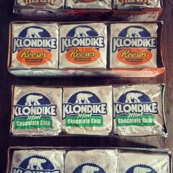 Tasty Treat: Klondike® Ice Cream Bars!