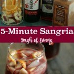 Party Favorite: 5-Minute Sangria