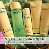 My Journey with Proactive: 1 Month UPDATE! @DashOfEvans