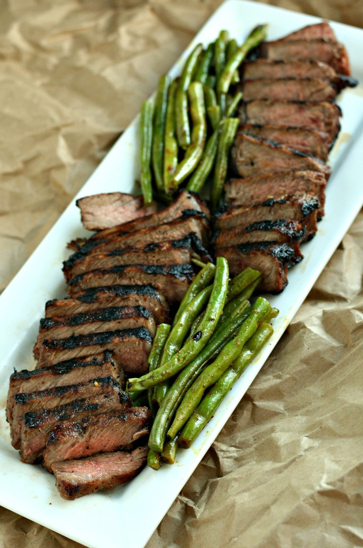 ... Dad on Father's Day? This marinade is the key to PERFECT steak! YUM