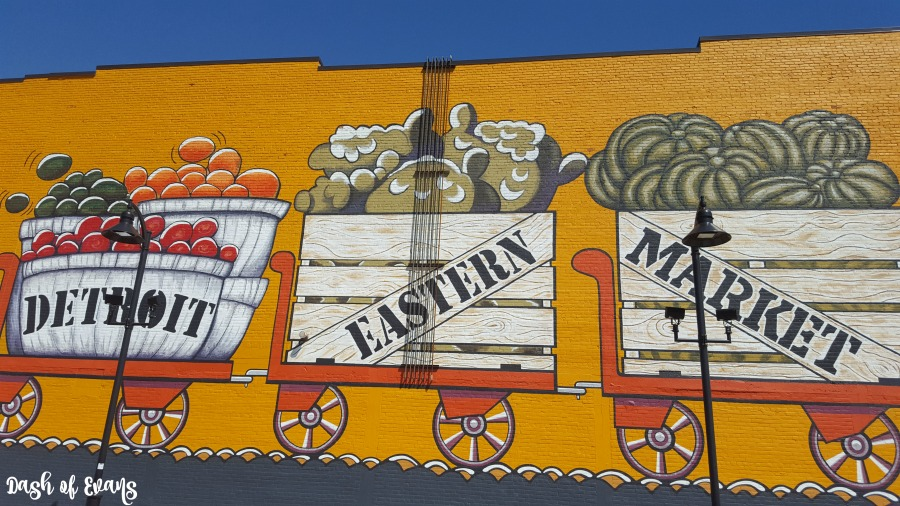 Behind the scenes look at the Eastern Market area in Detroit. Via @DashOfEvans #VisitDetroit