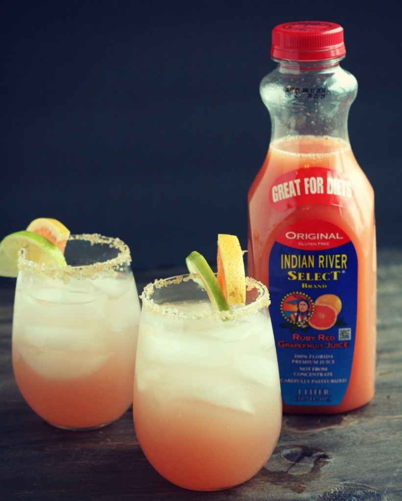 Grapefruit Sangarita: margarita meets sweet sangria--perfect summer combo. Using Indian River Select® grapefruit juice, this is an instant summer favorite!