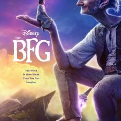 Disney's BFG in Theaters NOW!