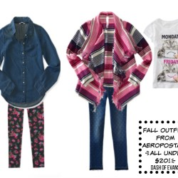 Fall Fashion Finds for Girls at Aeropost...