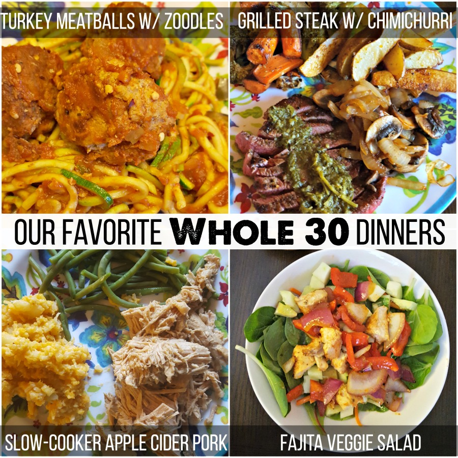 I tried Whole 30 and here's my honest review. See my tips and find out what happened after 8 days!   @DashOfEvans