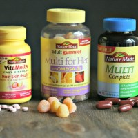 Take care of yourself this fall and winter with Nature Made Vitamins! #NatureMadeatWalmart #IC #ad