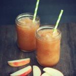 Apple Cider Slushie