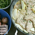 Fall Favorite: Apple Cider Pork Chops w/...