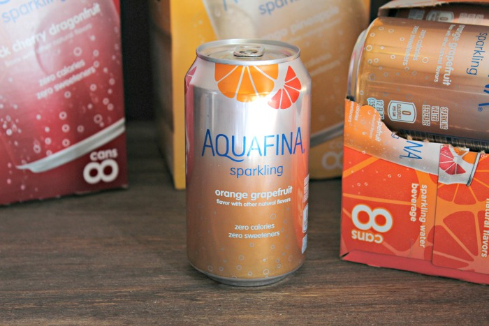 New Aquafina Sparkling water found at Target! Refreshing on it's own or as a mixer. via @DashOfEvans