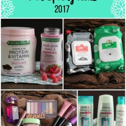 Spring Inspired Finds with Meijer Beauty...