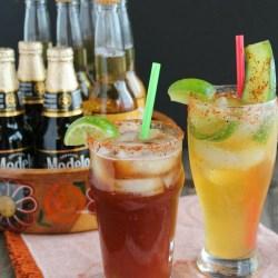 Celebrate with a Michelada Recipe: Cucum...