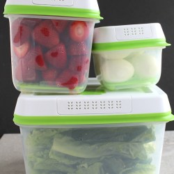 Simple Tips for a Successful Meal Prep Day {Plus a GIVEAWAY}