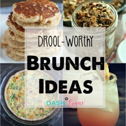 Drool-Worthy Brunch Ideas for Mother's Day…or anytime!