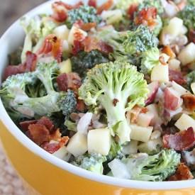 Summer Favorite: Honeycrisp & Broccoli Salad