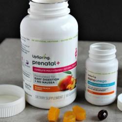 UpSpring Prenatal Vitamins: A Natural Ch...