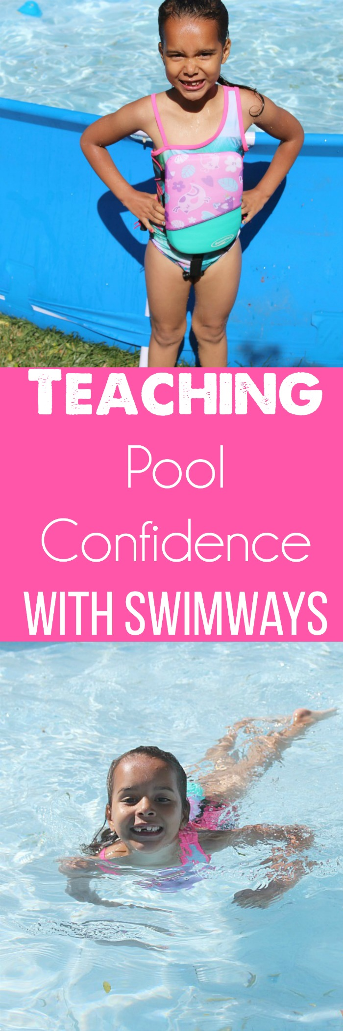 Teaching your kids swim confidence: 5 Ideas! via @DashOfEvans