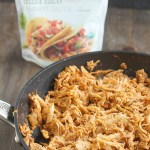 New Sunday Prep Day Favorite: Chicken Taco Meat
