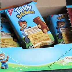 Lunchbox Treat: TEDDY SOFT BAKED Filled ...