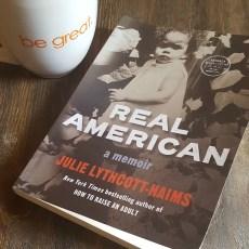 Book Review- Real American: A Memoir
