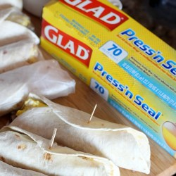 Freezer Sausage + Potato Breakfast Burri...