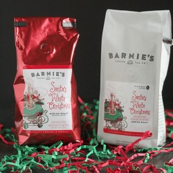 Holiday Gift Idea: Barnie's Coffee...