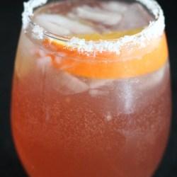 Holiday Drink: Cranberry Patrón Margari...