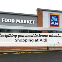 New to shopping at Aldi? Here's what to buy (including a list of my favorite products!) and how shopping at Aldi saves you money. Check out my tips! via @DashOfEvans