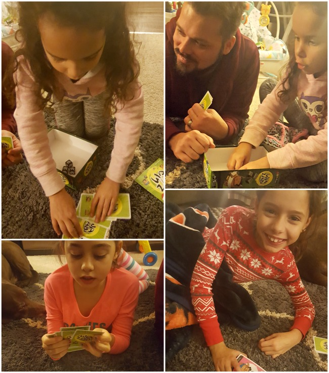 Looking for a new family game night idea? Check out Wazabi & Yogi: fast-paced and fun for everyone. via @DashOfEvans