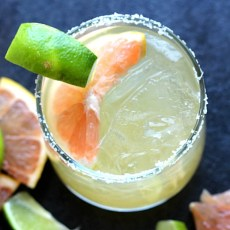 Homemade Mixers: Easy Triple Citrus Margarita Mix