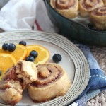 30 Minute Easy Buttermilk Cinnamon Rolls...