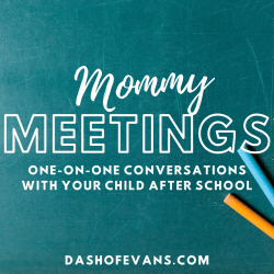 Mommy Meetings: How to quickly connect a...