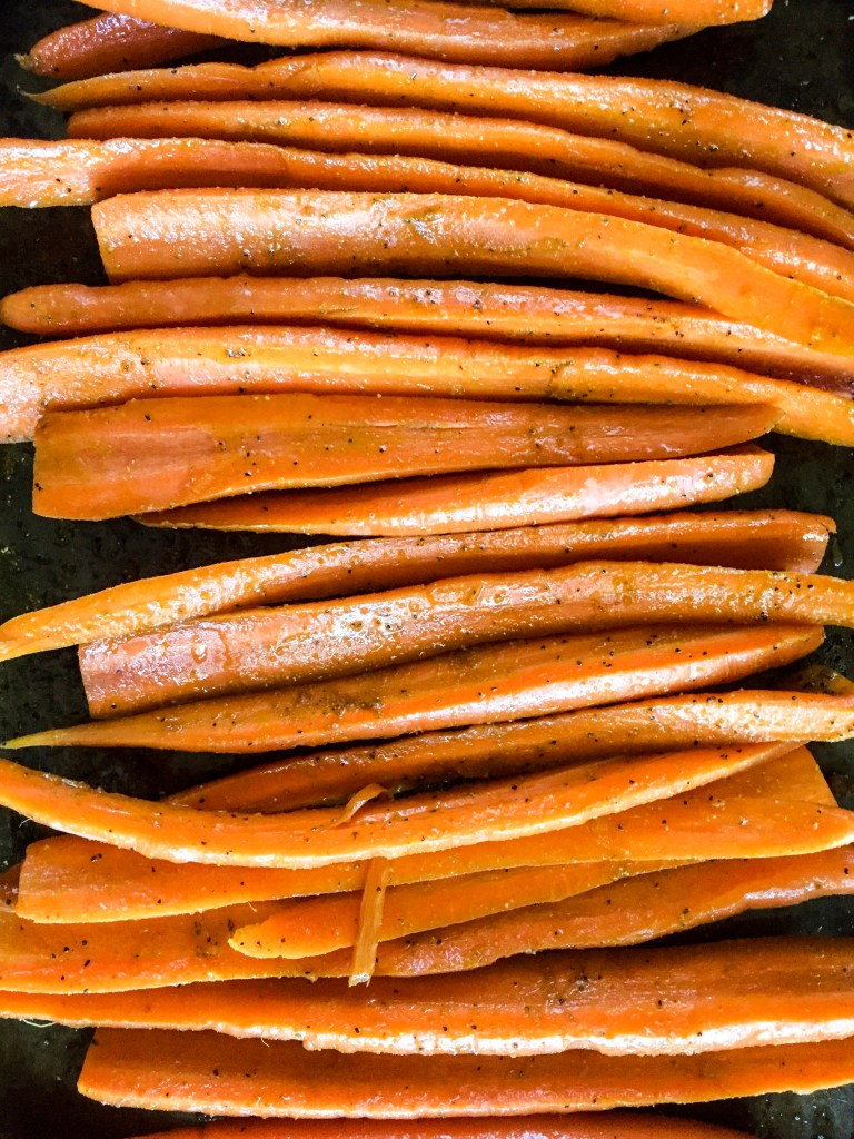Ginger Curry Carrots | Dash of Jazz