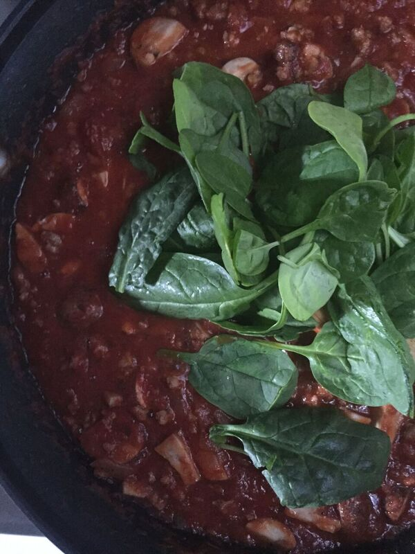 Easiest-Ever Pasta Sauce