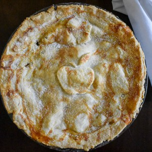 Easy Classic Apple Pie with All-Butter Crust