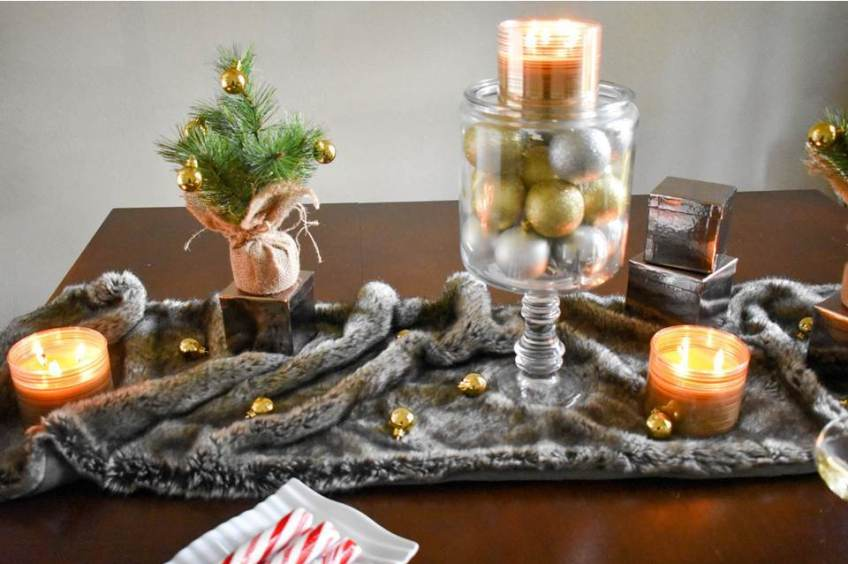 Budget Holiday Table Styling | Dash of Jazz