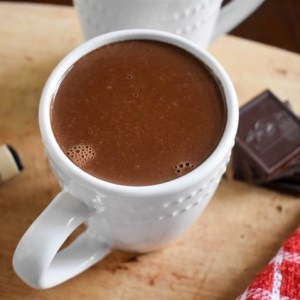 The Best Red Wine Hot Chocolate Recipe
