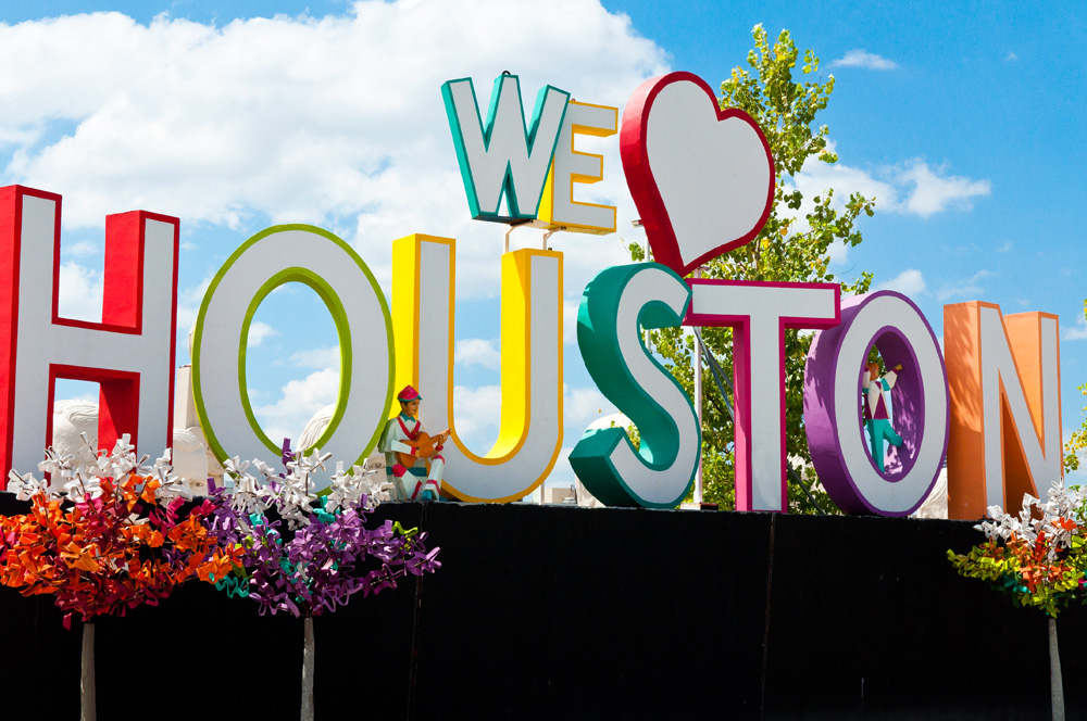 Houston Have To-Dos