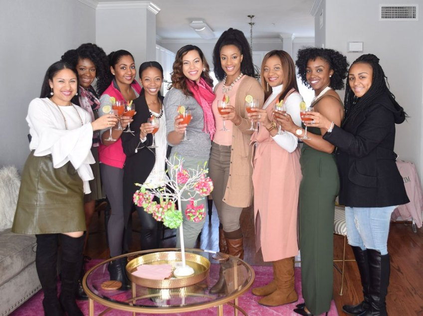 Girls' Night in Founders' Day | Dash of Jazz