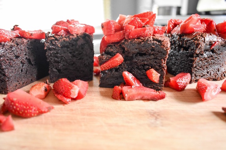 Best Box-Mix Brownies | Dash of Jazz