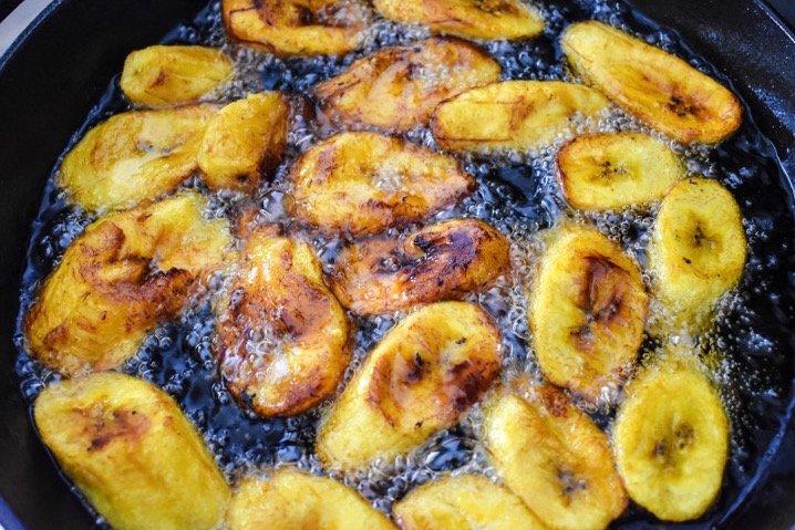 (Dodo) Fried Plantain   Dash of Jazz