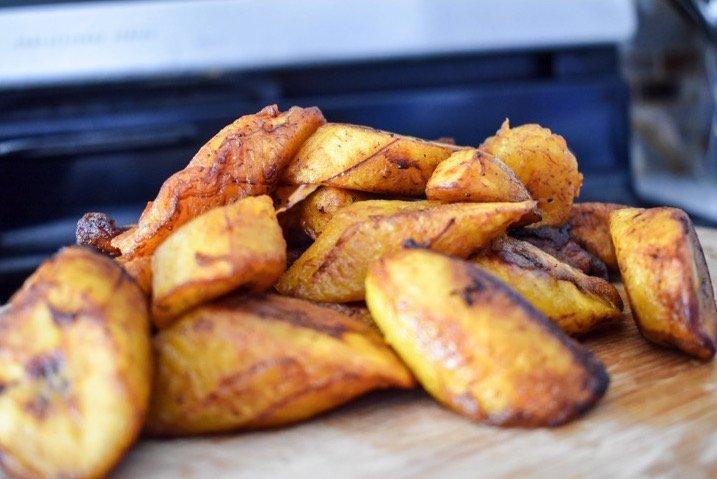 (Dodo) Fried Plantain | Dash of Jazz