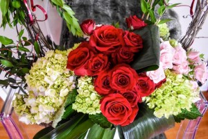 Valentine's Day Flowers | Dash of Jazz