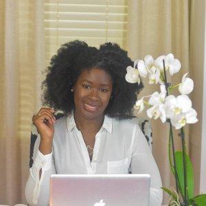 Girl Boss Home Office Tour