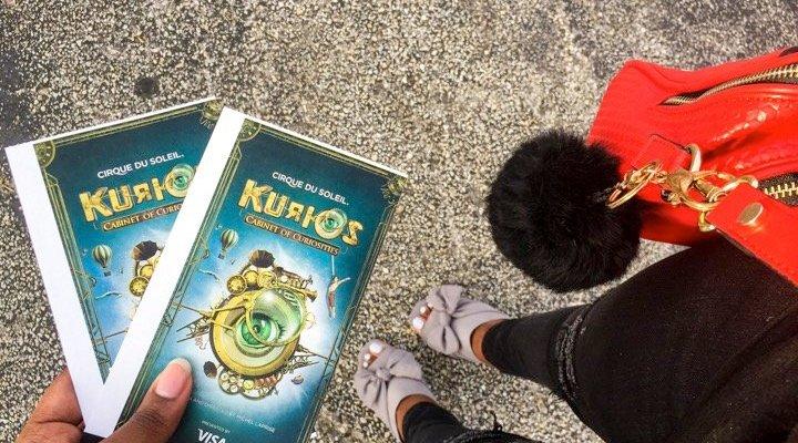 Cirque du Soleil Kurios: Cabinet of Curiosities