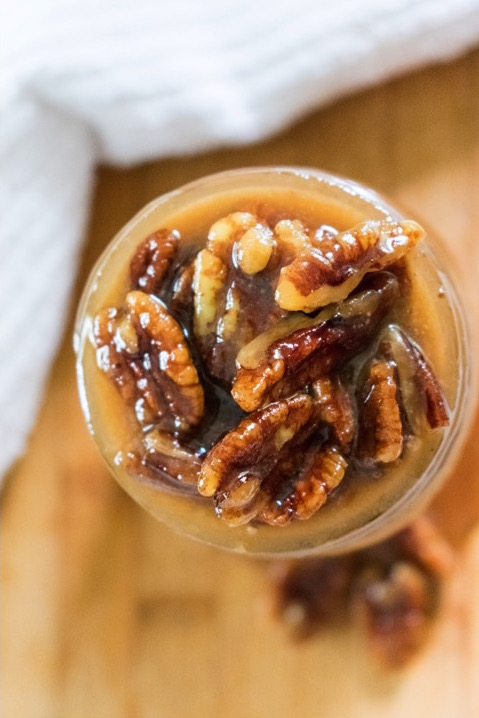 Praline Sauce | Dash of Jazz