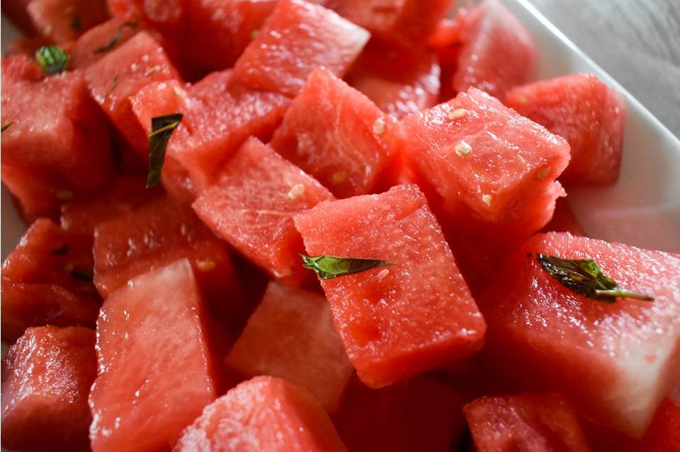 Margarita Infused Watermelon + How to Pick the Perfect Watermelon | Dash of Jazz