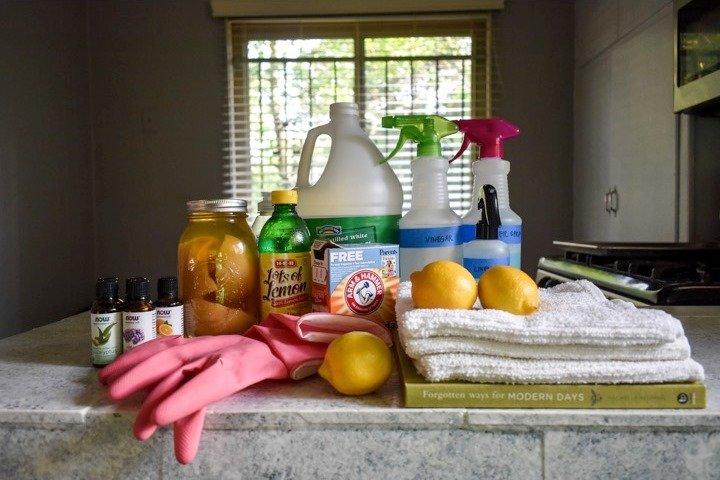 Pinterest Worthy Clean Home Routine   Dash of Jazz