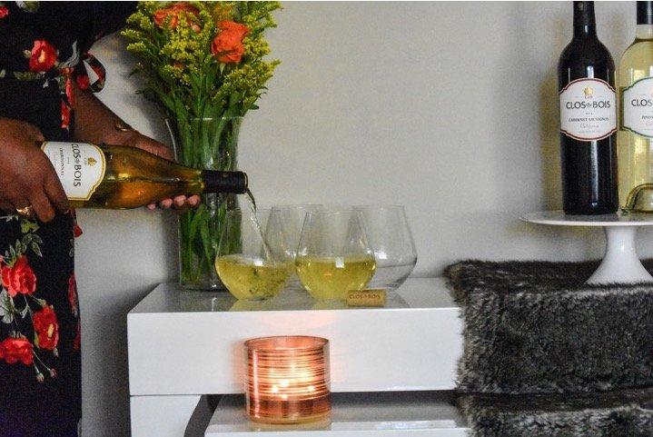 Create an At-Home Wine Bar